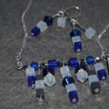 Blue Earrigs
