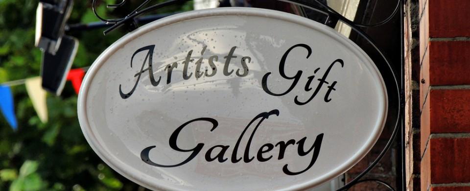 Artist's Gift Gallery @ Design House, 43 Dawson Street, Dublin 2